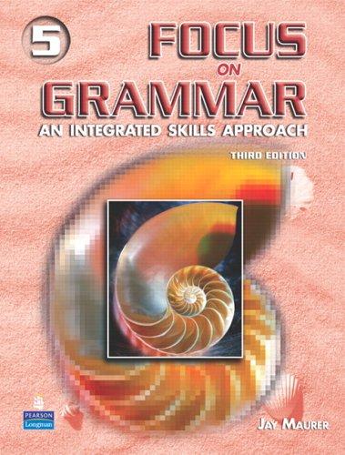 Focus on Grammar 5