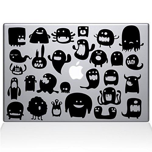 激安店舗 The Decal Guru Monsters MacBook MacBook (1131-MAC-13X-BLA) (2016 Decal Vinyl Sticker - 13 Macbook Pro (2016 & newer) - Black (1131-MAC-13X-BLA) [並行輸入品] B0788DJBK3, アクセランド:deb878c0 --- svecha37.ru