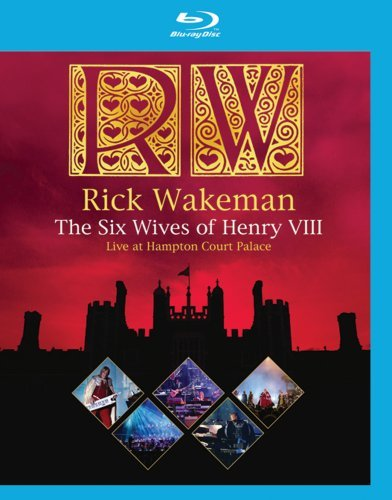 Blu-ray : Rick Wakeman - The Six Wives Of Henry Viii: Live At Hampton Court