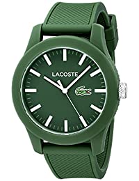 Lacoste Unisex 2010763-12.12 Green/Green Watch