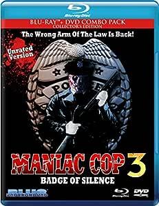 Maniac Cop 3: Badge Of Silence [Blu-ray]