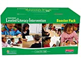 Fountas & Pinnell Leveled Literacy Intervention (LLI) Green System Booster Pack Level K