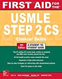 img - for First Aid for the USMLE Step 2 CS, Sixth Edition book / textbook / text book