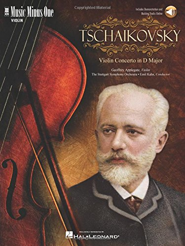 Read Online Tchaikovsky - Violin Concerto in D Major, Op. 35: Music Minus One Violin PDF