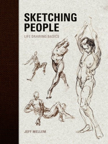 sketching people life drawing basics kindle edition by jeff
