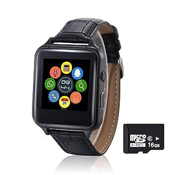 KDSFJIKUYB Smartwatch X7 Relojes Inteligentes Bluetooth ...