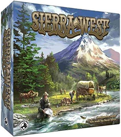Sierra West Board Game: Amazon.es: Juguetes y juegos