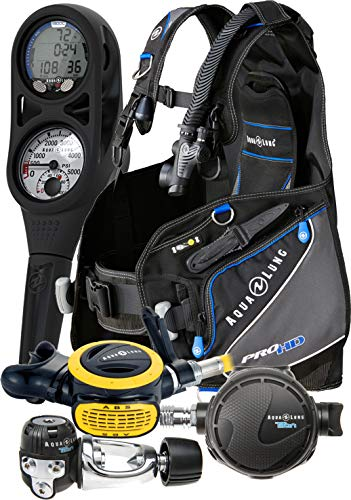 Dive Bundle - Aqua Lung Pro HD BCD i300 Dive Computer Titan / ABS Regulator Set