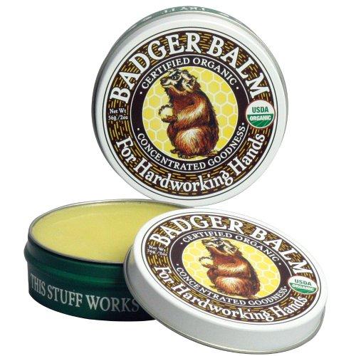 Badger Balm .75 oz Tin Organic Hand Creme