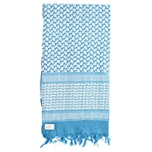 Premium Military Desert Shemagh Scarf with ARMY UNIVERSE® Pin - **Variety of Styles & Colors**