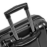 Amazon Basics Oxford Expandable Spinner Luggage