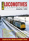 img - for Modern Locomotives Illustrated Annual No. 1 2010 by Colin J. Marsden (2009-09-24) book / textbook / text book