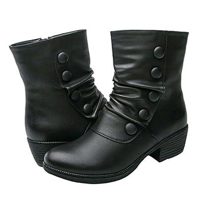 Women's KadiMaya1615-1 Boots, BLACK15, 8.5 B(M) US