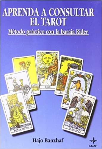 Amazon.com: Aprenda a Consultar El Tarot Con Cartas (Tabla ...