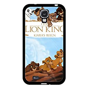 Amazing Delicate Durable Cover Case The Lion King Pattern Phone Case for Samsung Galaxy S4 I9500 Comic Disney Design The Lion King Cover