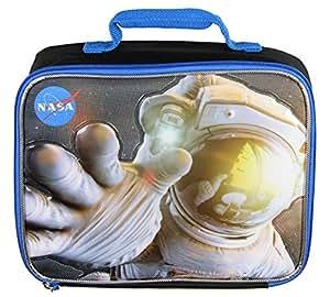 Buzz Aldrin NASA Lunch Box 3D Astronaut Insulated Lunch Bag