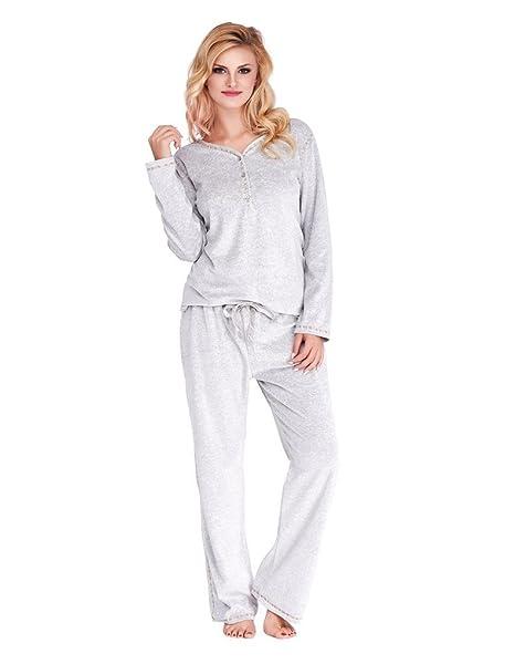 Mio Lounge - Pijama - para Mujer Gris Gris S
