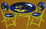 Disney Pixar Wall-E Kids 3-Peice Table and Chair Set