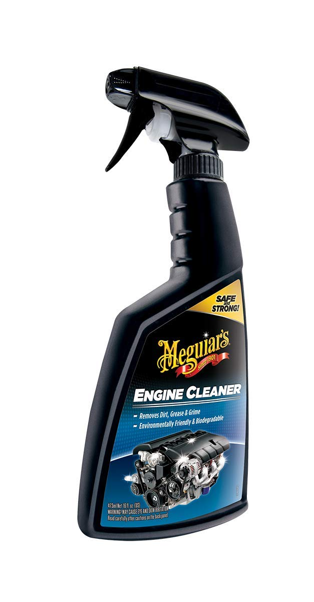Meguiar's G14816EU Engine Bay Cleaner 450ml Meguiar' s Car Care Products B000PKKZV4