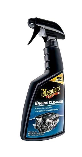 Meguiar S G14816eu Engine Bay Cleaner 450ml Amazon Co Uk Car