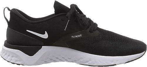 Nike Odyssey React 2 Flyknit, Chaussure de Marche Femme