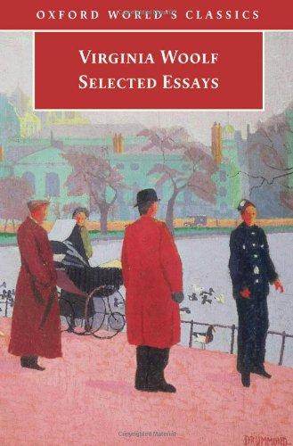 Selected essays virginia woolf