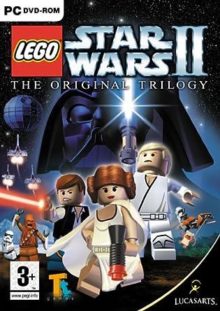 Lego Star Wars Ii The Original Trilogy Pc Cd Lego Star Wars Ii
