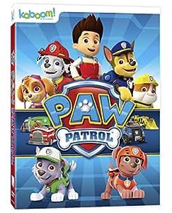 paw patrol paw patrol bilingual amazonca drew davis
