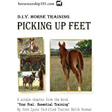 Picking Up Feet (Your Foal: Essential Training Book 7)
