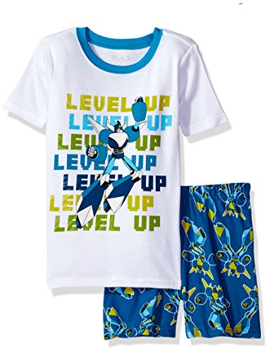 Childrens Place Boys Shorts Pajama
