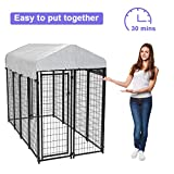 BestPet Heavy Duty Dog Cage –Outdoor Pet