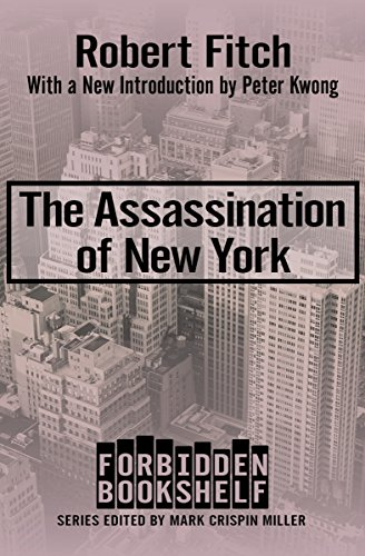 BOOK The Assassination of New York (Forbidden Bookshelf Book 8)<br />KINDLE