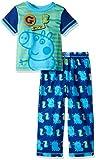 Peppa Pig Toddler Boys George Pig 2pc Sleepwear Set