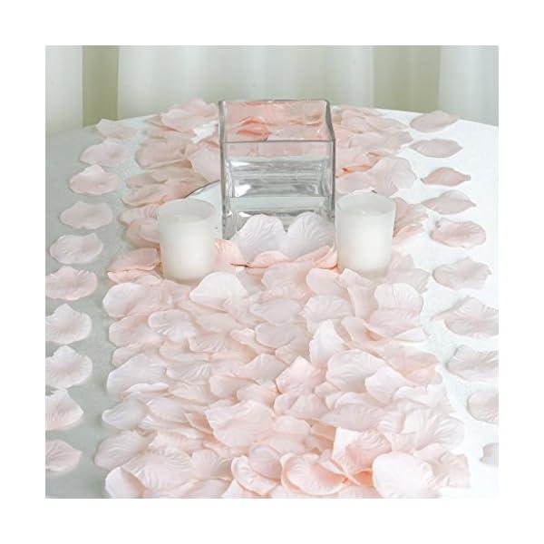 BalsaCircle-4000-Blush-Silk-Artificial-Rose-Petals-Wedding-Ceremony-Flower-Scatter-Tables-Decorations-Bulk-Supplies-Wholesale