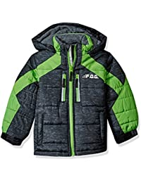 Boys' Active Puffer Jacket Winter Coat