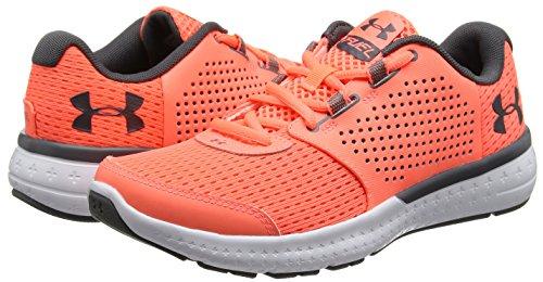 Femme Compétition de UA Armour G Running W Under Orange Micro Fuel 404 RN London Chaussures Orange RPAvxwpqv