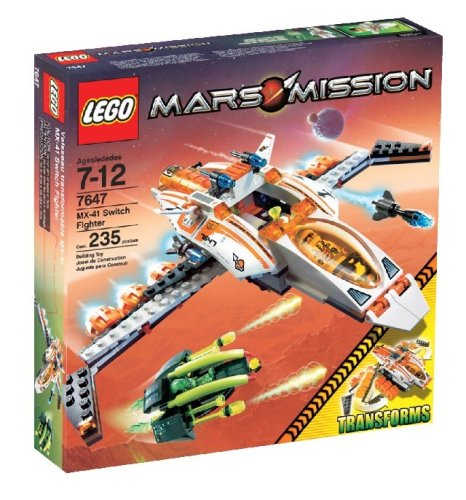 Top 9 Best LEGO Mars Mission Sets Reviews in 2109 9