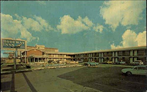 Rodeway Inn, 3140 W. Mockingbird Lane Dallas, Texas Original Vintage ()