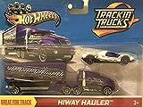 HOT WHEELS Trackin' Trucks Hiway Hauler with White Teegray