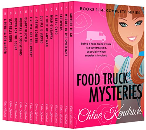 `INSTALL` FOOD TRUCK MYSTERIES: The Complete 14-Books Series. Cyprus River Family pasado Villas Ponte