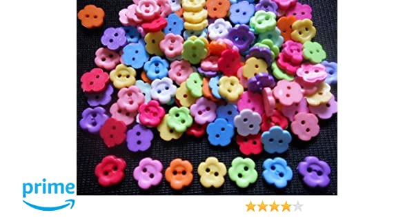 DIY 400pcs Mini Round Wooden Buttons 4-holes Sewing Scrapbooking Crafts 9mm