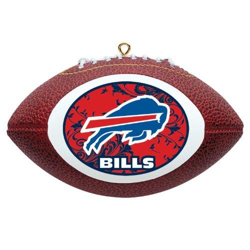 NFL Buffalo Bills Mini Replica Football Ornament