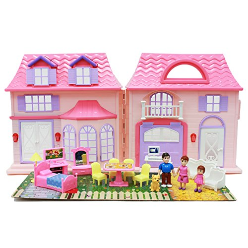 Boley Pretend Play Dollhouse