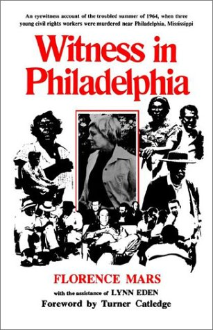 Witness in Philadelphia (Southern Literary Studies)