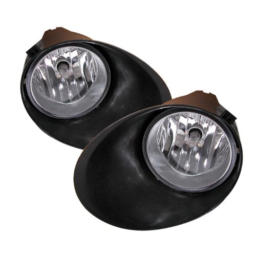 Toyota Tundra All Double Cab/CrewMax OEM Fog Lights (Chrome Bumper Only) With Clear Lens