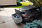 Cove Products The Cargo Box Hitch Mounted Folding