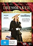 The Dressmaker | Special Edition | Kate Winslet, Judy Davis | NON-USA Format | PAL | Region 4 & 2 Import - Australia