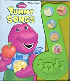 Barney Yummy Songs, Jay B. Johnson, 0785382836