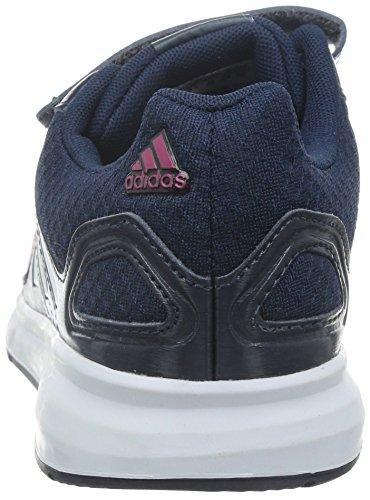 adidas LK Sport CF K - Zapatillas para niño Fucsia / Blanco / Gris