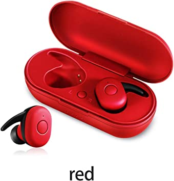 JC†ÂS DT-1 TWS V5.0 - Auriculares inalámbricos con Bluetooth y ...